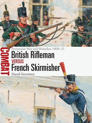 cover image of British Rifleman vs French Skirmisher