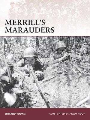 cover image of Merrill's Marauders