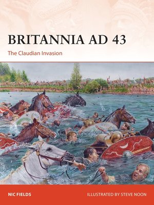 cover image of Britannia AD 43