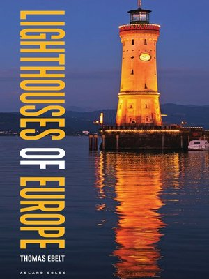 cover image of Lighthouses of Europe
