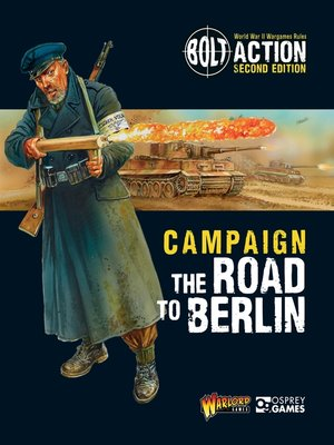 cover image of Campaign: The Road to Berlin
