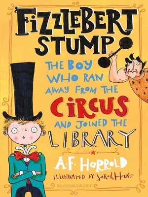 cover image of The Boy Who Ran Away From the Circus (and joined the library)