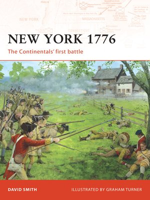 cover image of New York 1776