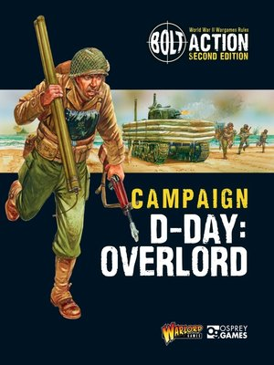 cover image of Campaign: D-Day: Overlord