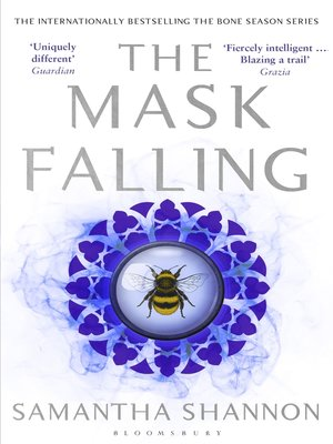 cover image of The Mask Falling