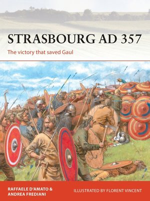 cover image of Strasbourg AD 357