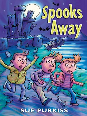 cover image of Spooks Away