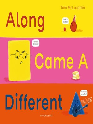 cover image of Along Came a Different