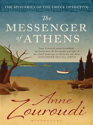 cover image of The Messenger of Athens