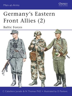 cover image of Germany's Eastern Front Allies (2)