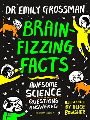 cover image of Brain-fizzing Facts