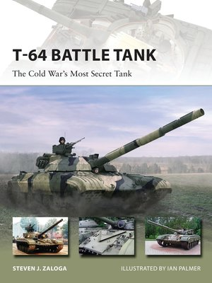 cover image of T-64 Battle Tank