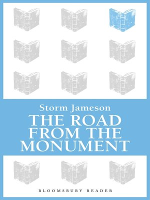 cover image of The Road from the Monument