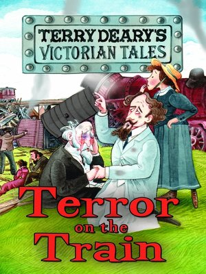 cover image of Terror on the Train