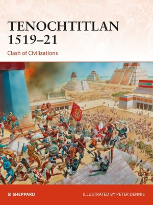 cover image of Tenochtitlan 1519–21