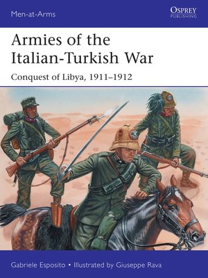 cover image of Armies of the Italian-Turkish War