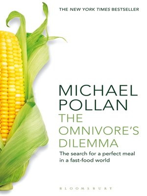 cover image of The Omnivore's Dilemma