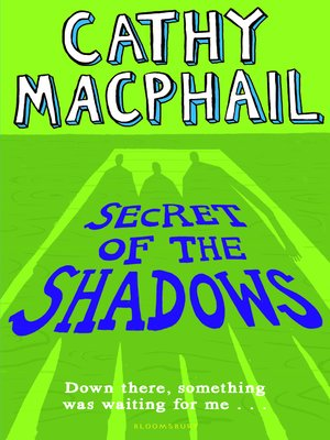 cover image of Secret of the Shadows