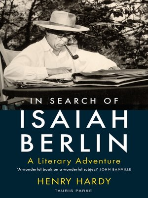 cover image of In Search of Isaiah Berlin