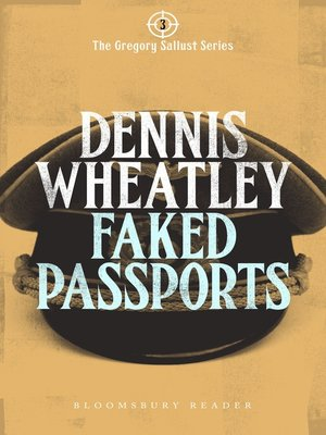 cover image of Faked Passports