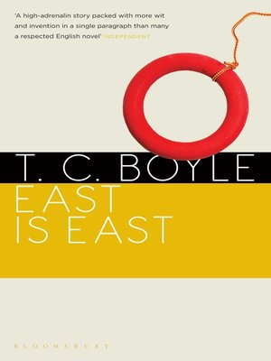 cover image of East is East