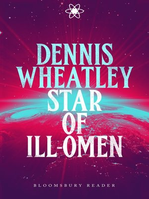 cover image of Star of Ill-Omen