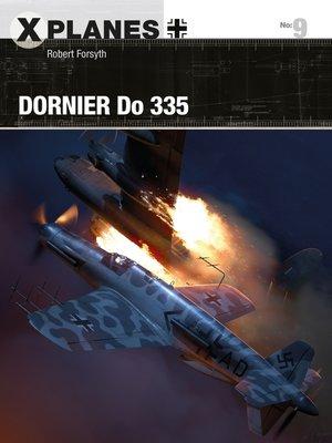 cover image of Dornier Do 335
