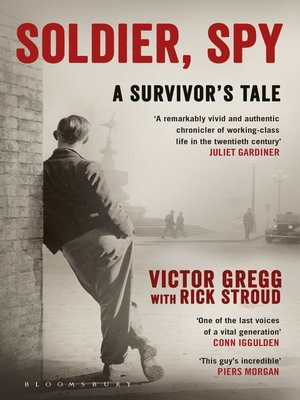 cover image of Soldier, Spy