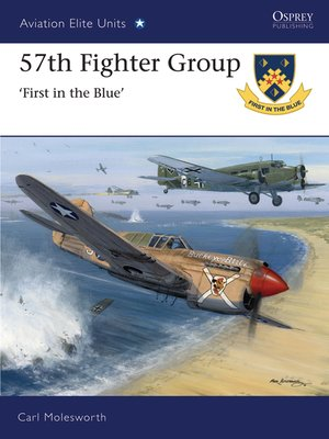 cover image of 57th Fighter Group