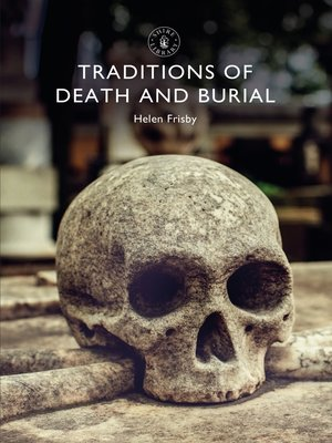 cover image of Traditions of Death and Burial