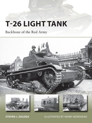 cover image of T-26 Light Tank