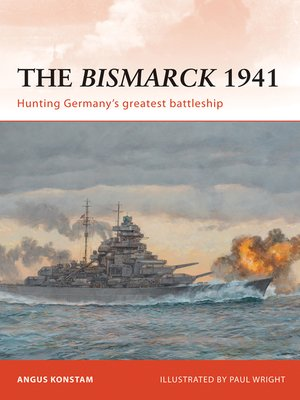 cover image of The Bismarck 1941