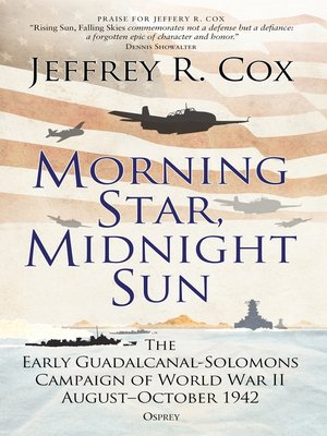 cover image of Morning Star, Midnight Sun