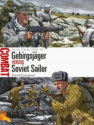cover image of Gebirgsjäger vs Soviet Sailor