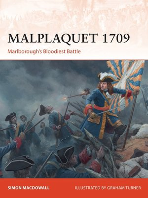 cover image of Malplaquet 1709