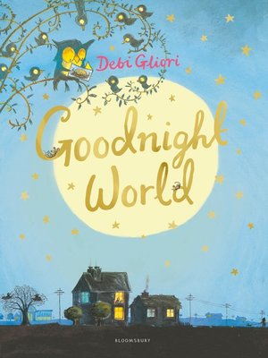 cover image of Goodnight World