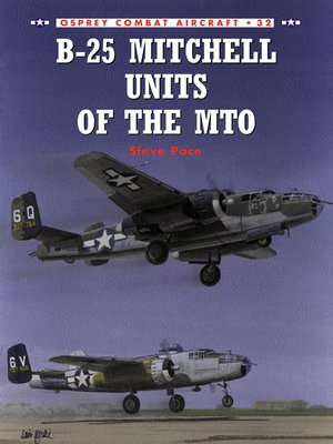 cover image of B-25 Mitchell Units of the MTO
