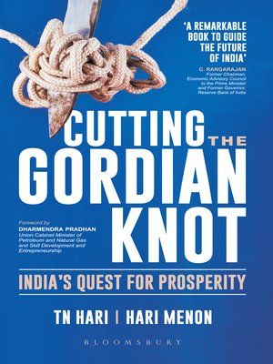 cover image of Cutting the Gordian Knot