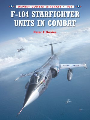 cover image of F-104 Starfighter Units in Combat