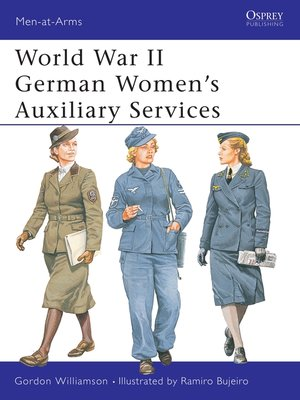 cover image of World War II German Women's Auxiliary Services