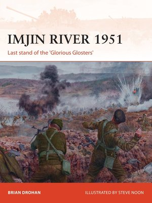 cover image of Imjin River 1951