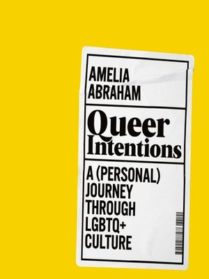 cover image of Queer Intentions