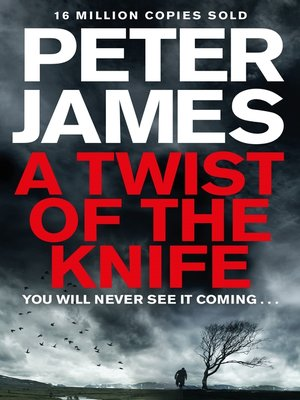 cover image of A Twist of the Knife