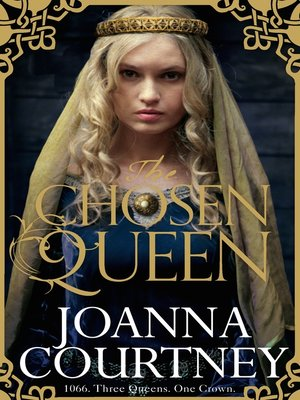 cover image of The Chosen Queen
