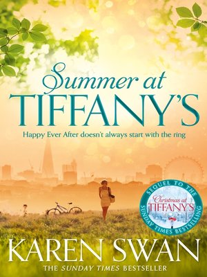 cover image of Summer at Tiffany's
