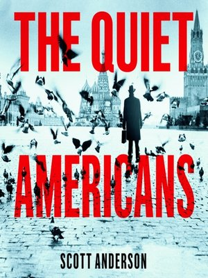cover image of The Quiet Americans