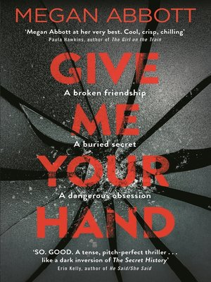 cover image of Give Me Your Hand