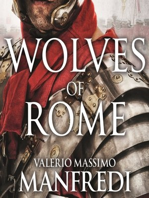 cover image of Wolves of Rome