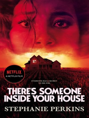 cover image of There's Someone Inside Your House