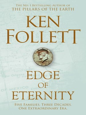 cover image of Edge of Eternity